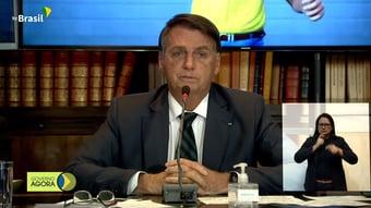 IMAGEM: Partidos acionam TSE para que Bolsonaro apresente provas de fraude