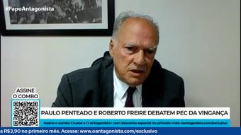"""IMAGEM: Freire: """"O Cidadania não vai votar pela PEC"""""""
