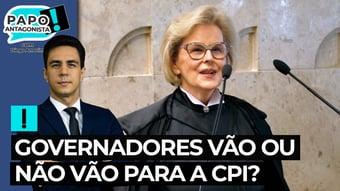 IMAGEM: Polêmica sobre governadores na CPI ganha novo capítulo