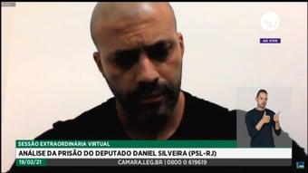 AO VIVO: STF decide sobre prisão de Daniel Silveira