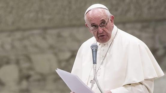 """Papa Francisco: """"No silêncio das nossas cidades, ressoará a Páscoa"""""""
