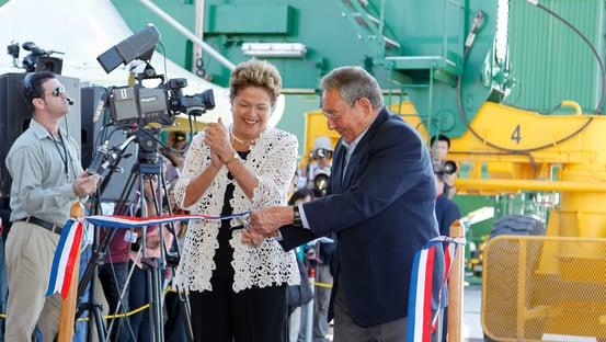 Dilma critica decisão de Bolsonaro de apoiar embargo a Cuba
