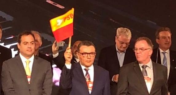 """Presidente do PSB: """"Seguimos na defesa de uma frente ampla"""""""