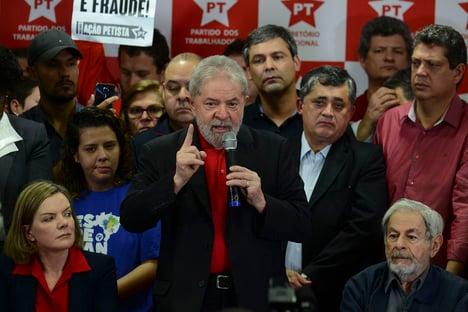 De onde vem a propina de Lula?