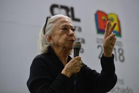 Fernanda Montenegro praticamente eleita para a Academia Brasileira de Letras