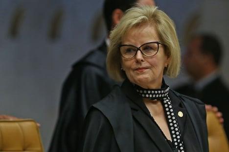 Constituição de 1988 optou pelo trânsito em julgado, diz Rosa Weber