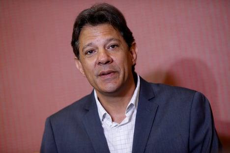 Haddad esmaga Bolsonaro entre os presos