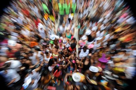 Carnaval sem culto à personalidade