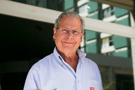 José Dirceu atua nos bastidores pela candidatura de Lula