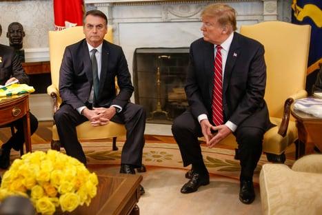 Embaixada pede cuidado extra de americanos no Brasil