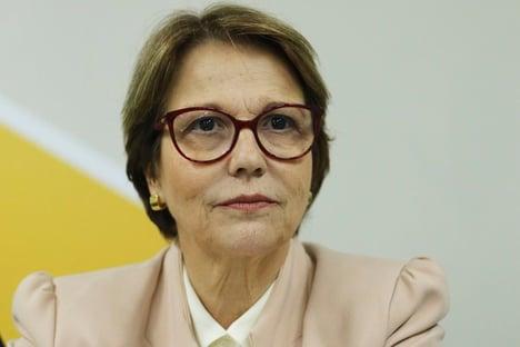 Resistência da França a acordo mostra temor de nossa competitividade, diz Tereza Cristina