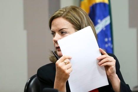 A fake news de Gleisi Hoffmann contra Paulo Guedes