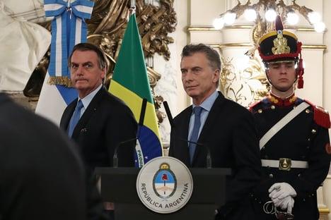 Acordo Brasil-Argentina prevê livre comércio automotivo só em 2029