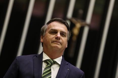 """Bolsonaro """"errou feio comigo"""", diz Bebianno"""