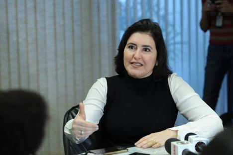 Tebet propõe quarentena para indicados a agências reguladoras
