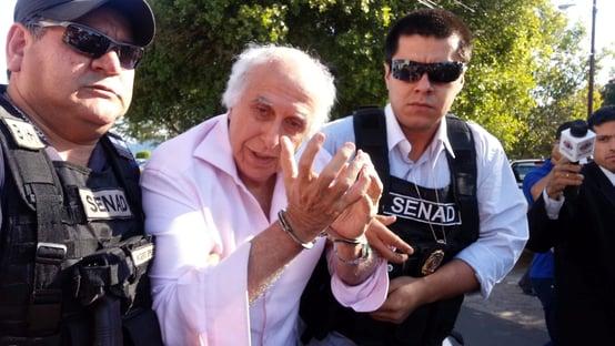 Justiça ordena que Abdelmassih retorne à cadeia