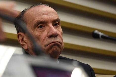 MP-SP cobra R$ 1,7 milhão de Aloysio Nunes por caixa 2 da Odebrecht