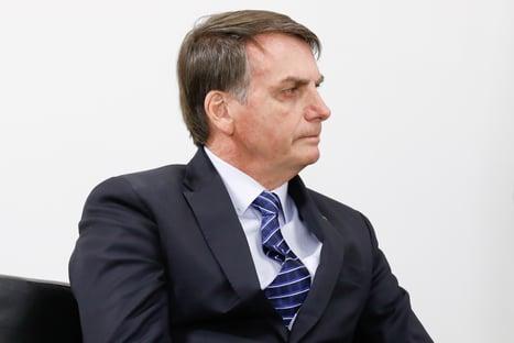 Bolsonaro se diz disposto a vetar trecho do pacote anticrime sobre mídias sociais