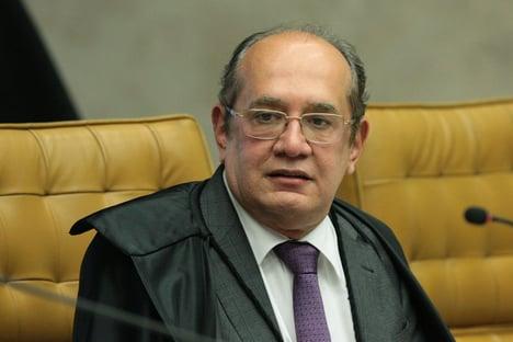 2 x 1 – Gilmar vota pela suspeição de Moro