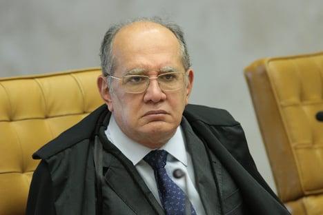 Gilmar Mendes é o relator da Operação Calvário no STF