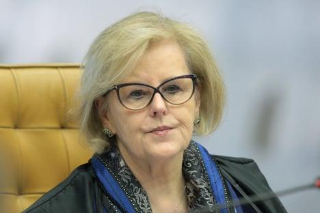 """""""Relatórios de inteligência não podem ter como alvo uma ideologia específica"""", diz Rosa Weber"""