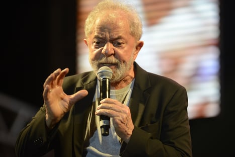 O inimigo de Lula é Moro