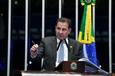 Agência Senado noticia Vanderlan no 2º turno em Goiânia