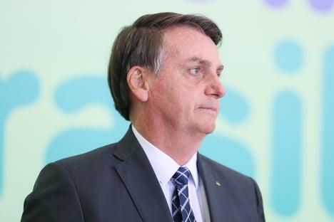 A última agenda internacional de Bolsonaro no ano