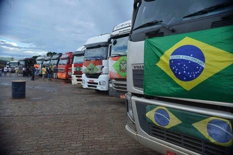 Governo diz que não há mais interdições de caminhoneiros em rodovias