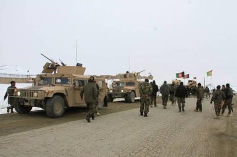 EUA alertam para possível guerra civil no Afeganistão
