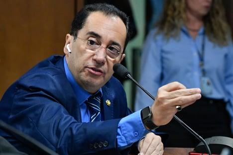 """Kajuru: """"Esse é indiscutivelmente o pior momento do governo Bolsonaro"""""""