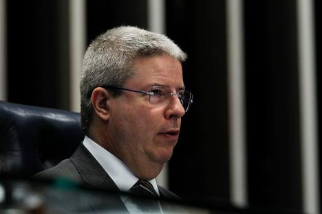 Pacheco seria um grande presidente, diz Anastasia