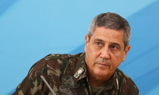 Bolsonaristas contra militares