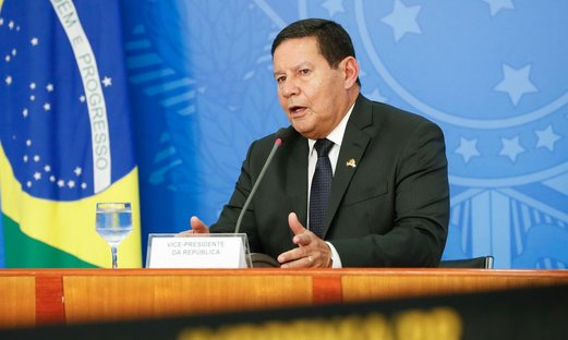 Mourão fala em nova política de Estado para a Amazônia
