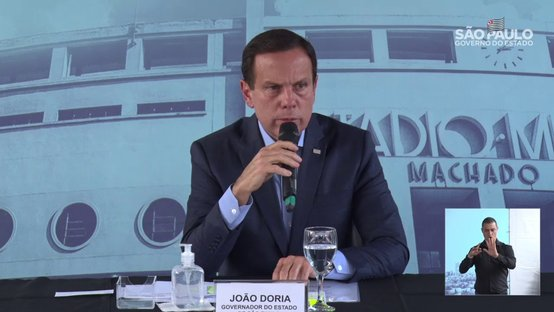 MP-SP investiga compra de equipamentos hospitalares por Doria