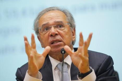 """""""Devo, não nego e pagarei assim que puder"""", diz Guedes, sobre precatórios"""