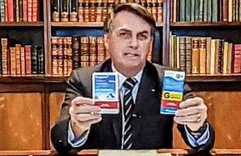 Ao consentir com uso da cloroquina, paciente diz saber que droga pode agravar condição clínica