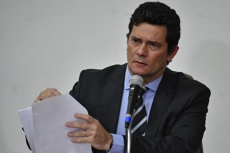"""Moro: """"Celso de Mello tem, louvadamente, garantido a publicidade do inquérito"""""""