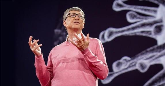 Bill Gates: Acabar com a pandemia é mais fácil do que as mudanças climáticas