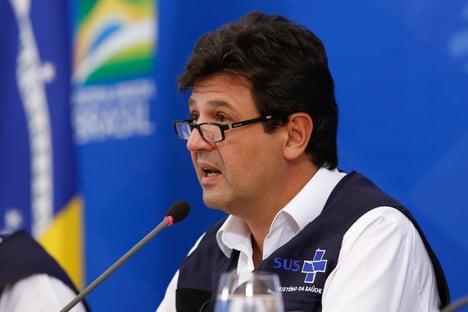 Em carta a Bolsonaro, Mandetta defendeu isolamento social e alertou para colapso da saúde