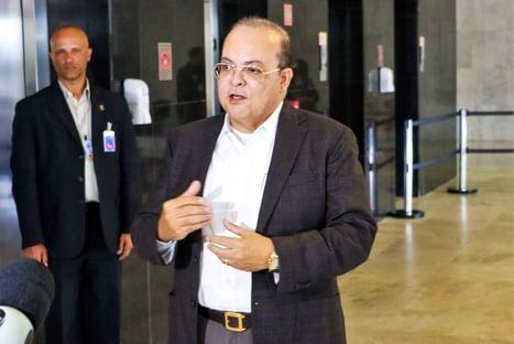 Ibaneis Rocha defende candidatura de Rodrigo Pacheco à Presidência