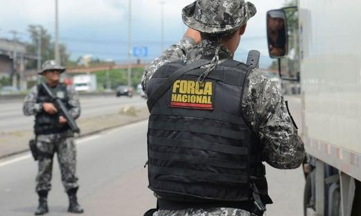 Mendonça manda Força Nacional para mais cinco estados
