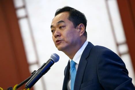 Embaixador da China elogia substituto de Ernesto Araújo no Itamaraty