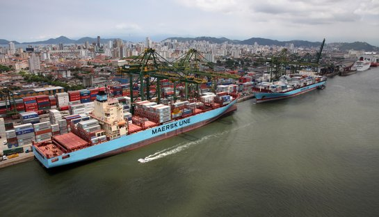 Balança comercial brasileira tem superávit recorde para o mês de maio