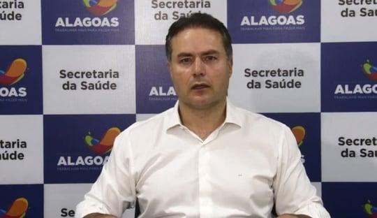 Renan Filho diz que fabricantes da Sputnik prometem responder à Anvisa