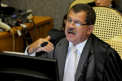 Futuro presidente do STJ faz live com ex-ministro investigado