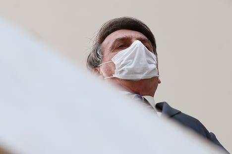 66% dos paulistanos reprovam Bolsonaro na Covid-19