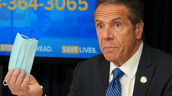 Urgente: governador de Nova York renuncia em meio a escândalo de assédio