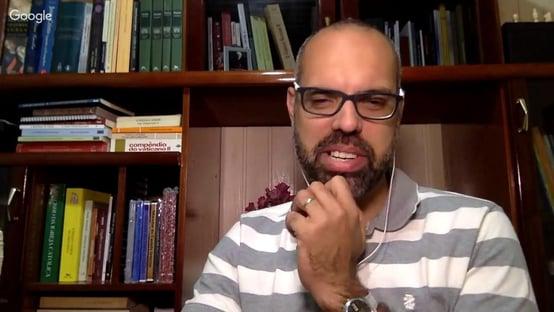 Blogueiro bolsonarista era o chefe das fake news na pandemia