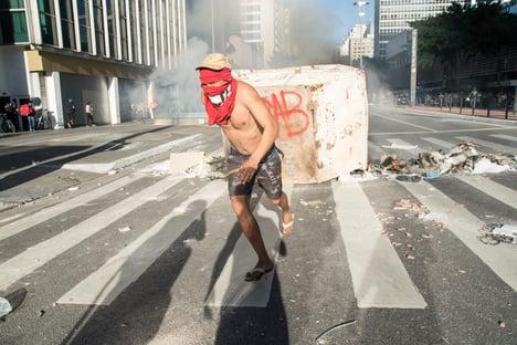 MP abre inquérito para investigar atuação da polícia em manifestações na Paulista